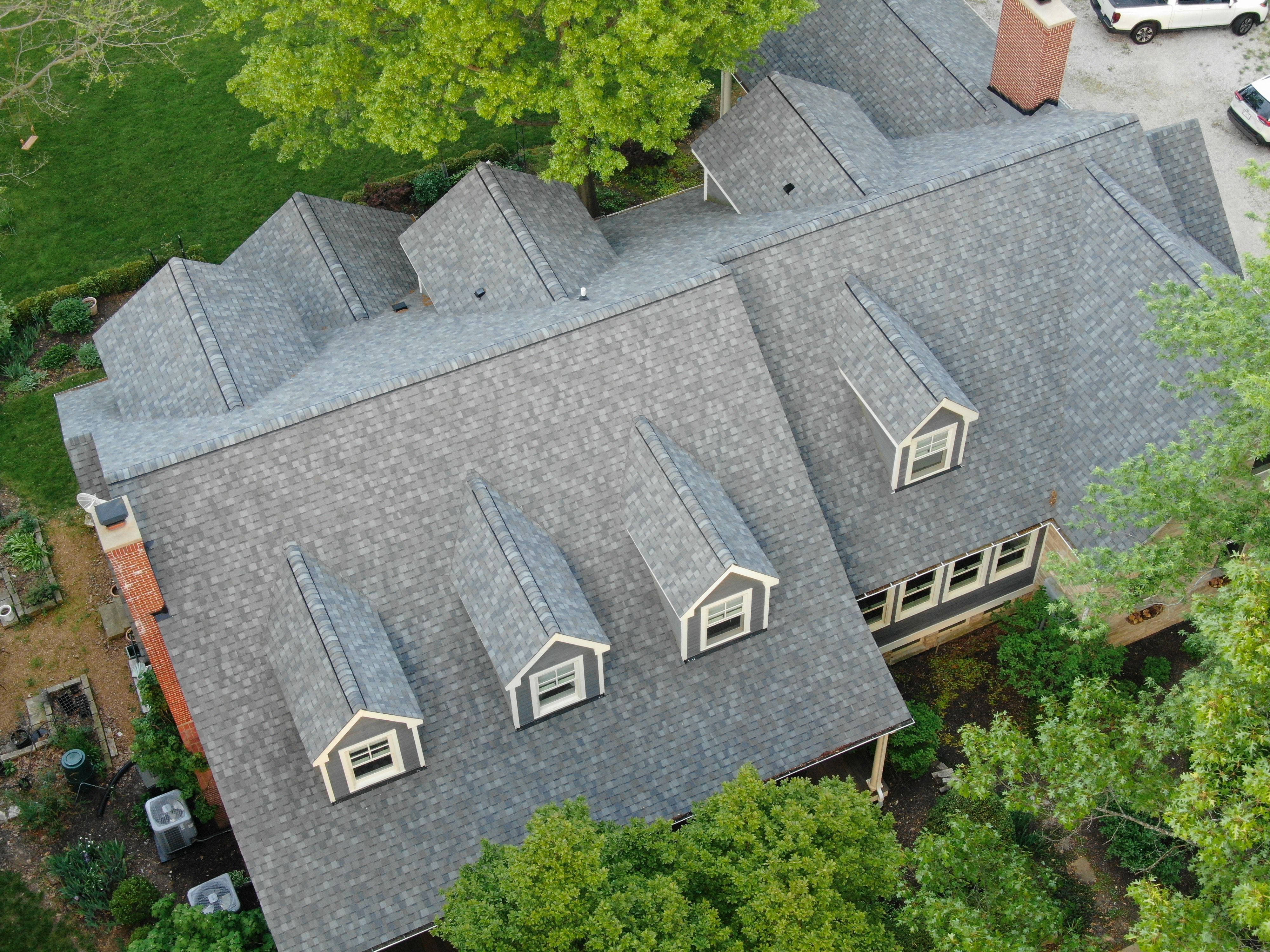 Shingle Roof by West County Roofing